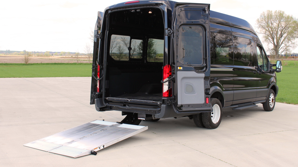 Sprinter Van Liftgates