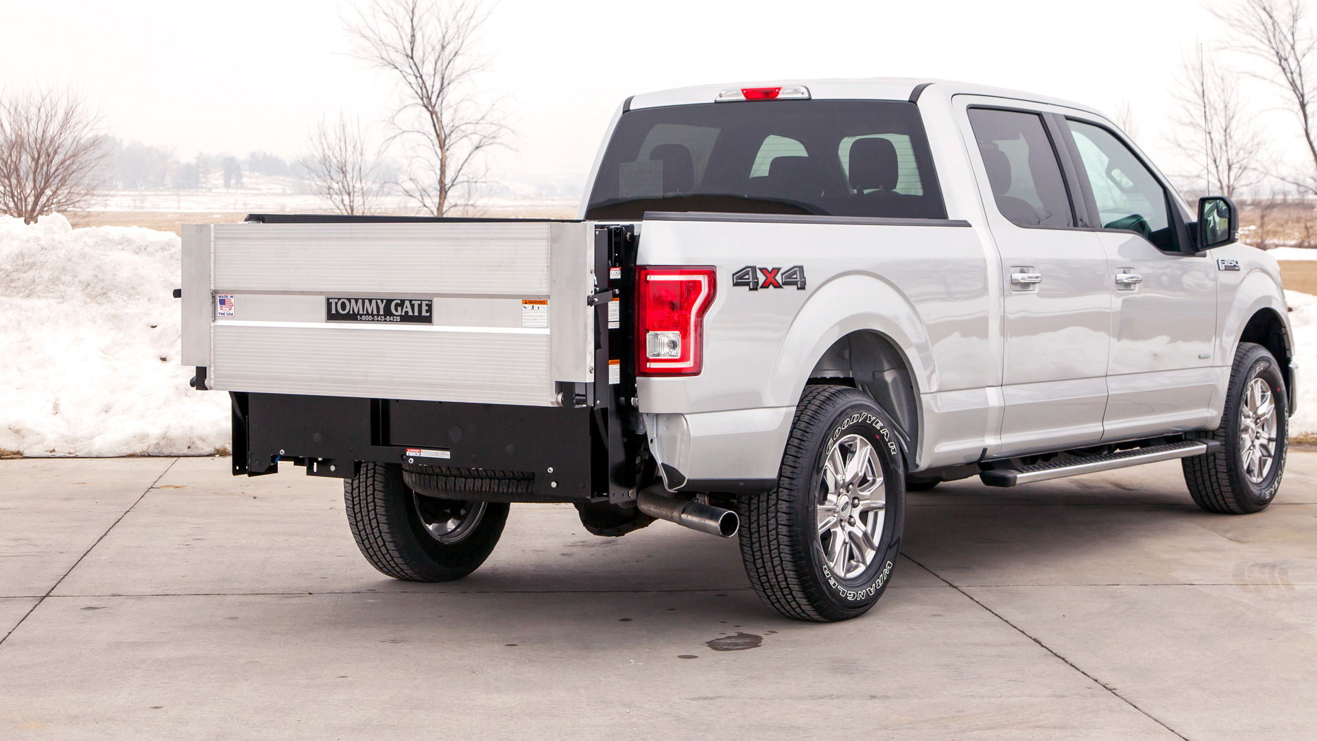 Tommy Gate Pickup G2 Dual Drive 1300 Or 1500lb Bolt On
